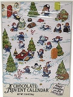 Holiday Advent Calendar Chocolates for Christmas, 24 Chocolate Days til' Christmas, Countdown Chocolate Calendar for Kids, Season Treats, Gift Ideas (Trader Joe's Chocolate Advent Calendar 1)