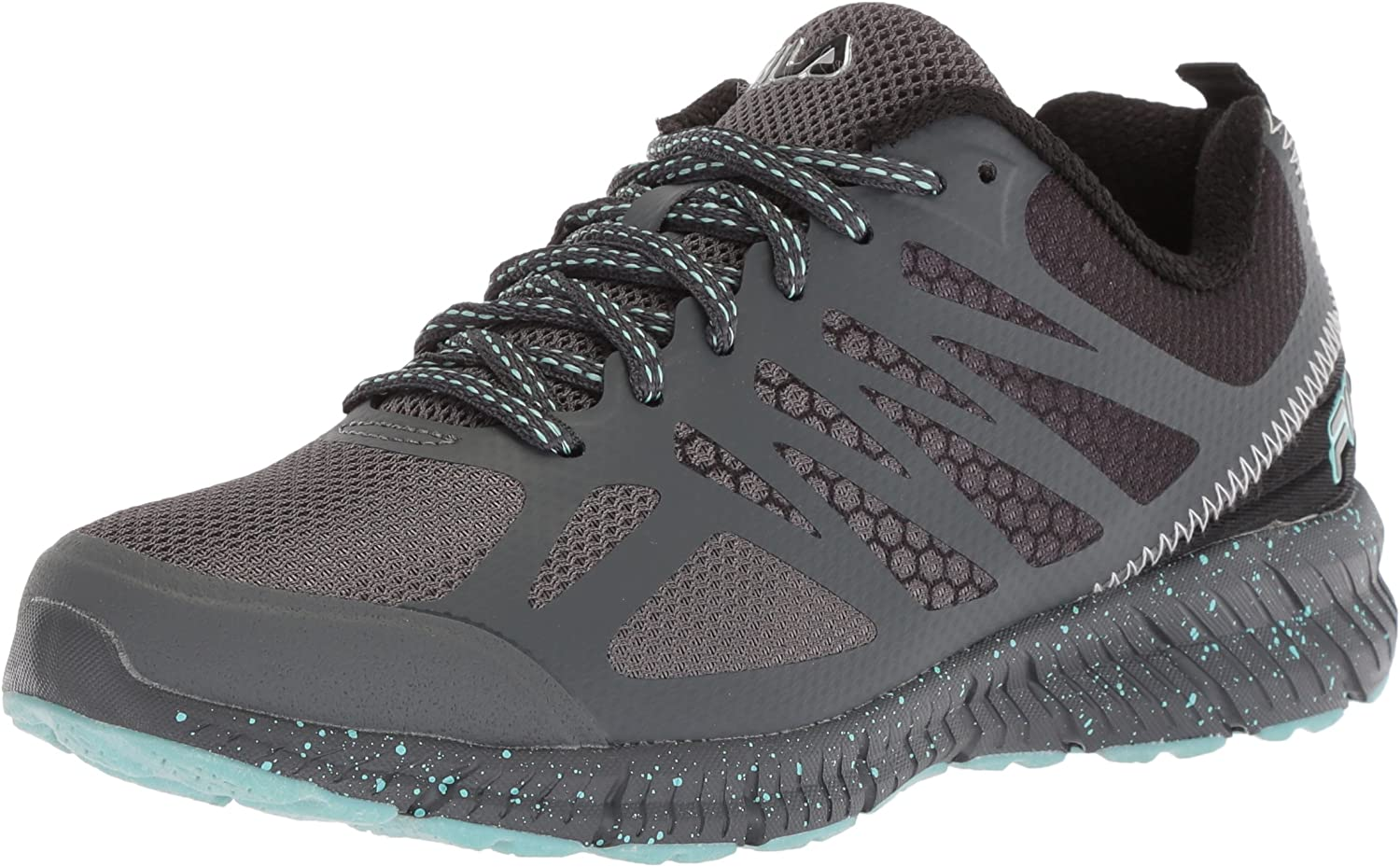 Fila Womens Memory Speedstride Trail Trail Running shoes