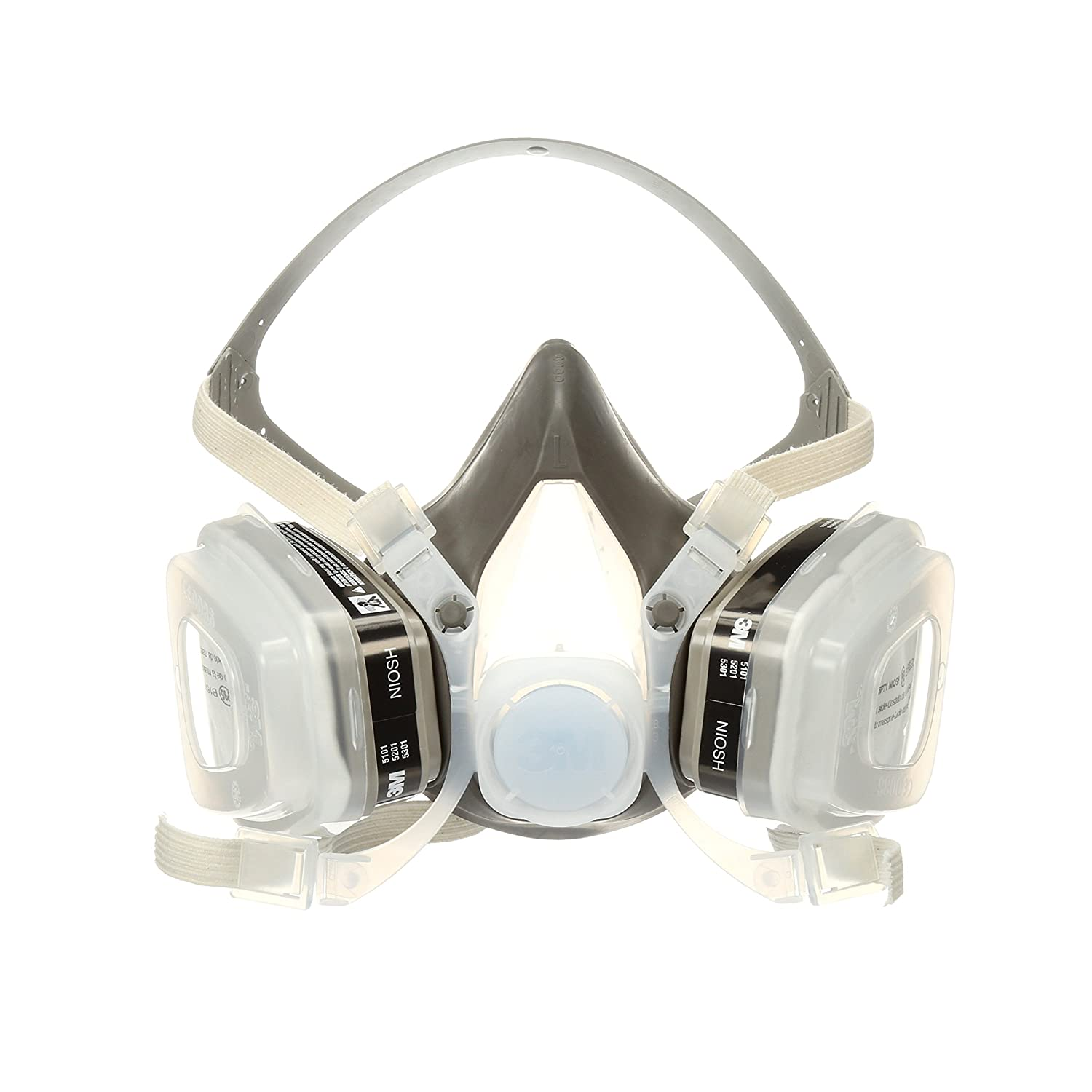 security 3M Half Facepiece Disposable Assembly Year-end annual account Respirator Organic 51P71