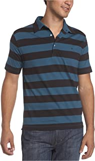 French Connection Men's Valley Stripe Polo
