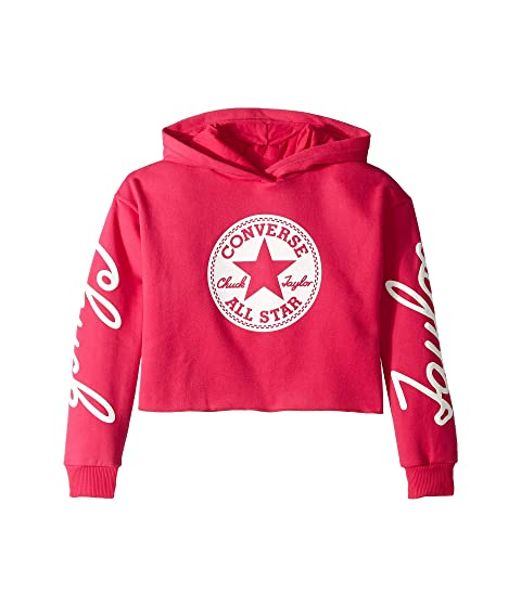 b275d24371cc Converse Kids Chuck Taylor Signature Pullover Hoodie (Big Kids) at 6pm