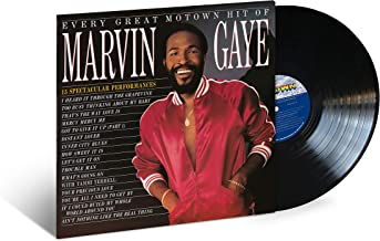 Every Great Motown Hit Of Marvin Gaye: 15 Spectacular Performances [LP]