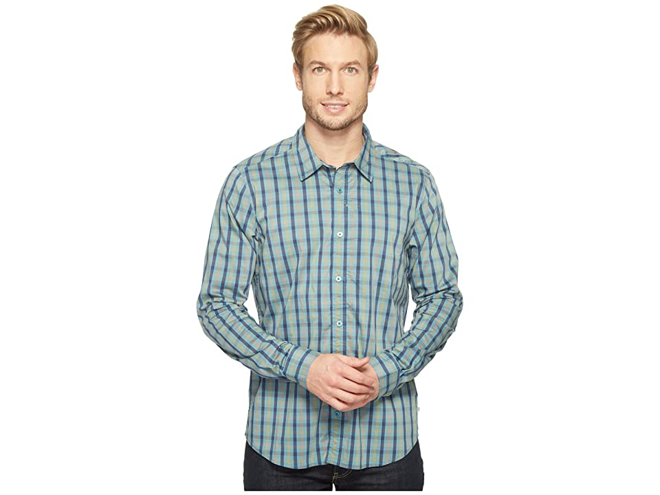 Toad&Co Panorama Long Sleeve Shirt (Hydro) Men