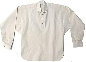 CUSTOM Civil War Issue Muslin Shirt (X-Large) Off-White