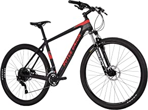 Royce Union Men's Mountain Bike Lightweight Carbon w/  Shimano DEORE