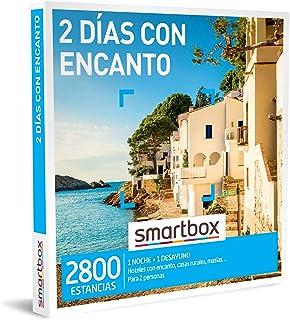 Smartbox - Caja Regalo Amor para Parejas - 2 días con Encanto - Ideas Regalos Originales - 1 Noche con Desayuno para 2 Per...