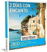 Smartbox - Caja Regalo 2 días con Encanto - Idea de Regalo Originales - 1 Noche con Desayuno para 2 Personas