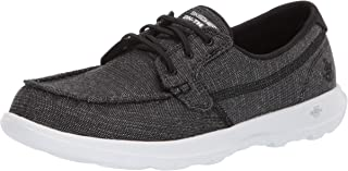 Skechers Women's Go Walk Lite-16422 Boat Shoe