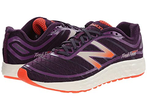New Balance Fresh Foam Boracay Purple/Pink Women's Running Shoes 8443300
