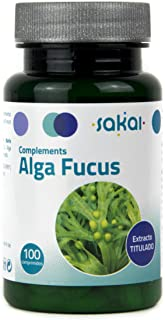 Sakai –Alga Fucus – El complemento para el control