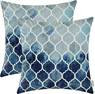 moroccan trellis throw pillows