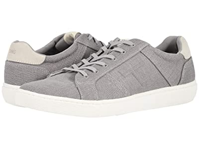 TOMS Leandro (Drizzle Grey Heritage Canvas) Men