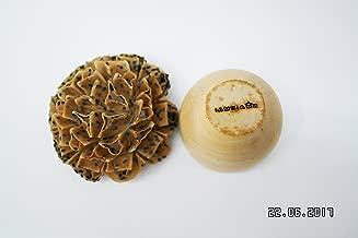DOK JOK Cookie Bouquet Sunflower Crispy Biscuit Diameter 2.75 Inch Mould Brass Blossom Lotus Flowers Shaped Mold Maker Thailand Dessert Come with Thaise Thailändsk Thai Kanom Recipe Amazon Sale Dok Jik Dessert Sweet Baking