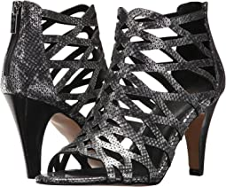 Anthracite Gygen Snake Print