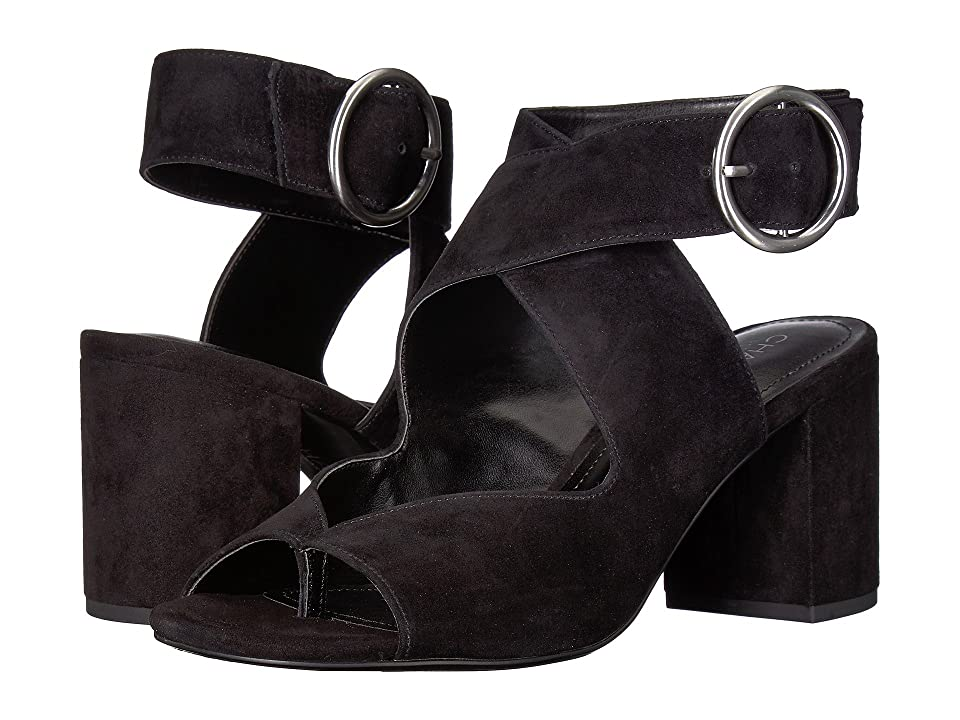 Charles by Charles David Kami (Black Suede) Women