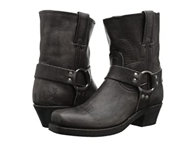 Frye Harness 8R (Smoke Washed Oiled Vintage) Women