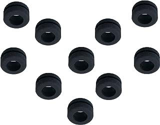 Kabeltülle Gummitülle Kabeldurchführung 8mm Durchführungstülle 10 Stück eXODA