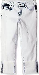 Calvin Klein 女童牛仔裤