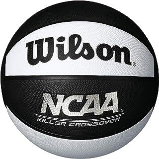 Wilson Killer Crossover Basketball, Black/White, Official - 29.5