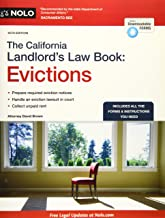 California Landlord's Law Book, The: Evictions (California Landlord's Law Book Vol 2 : Evictions)