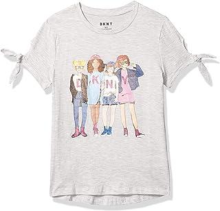 DKNY Girls' T-Shirt