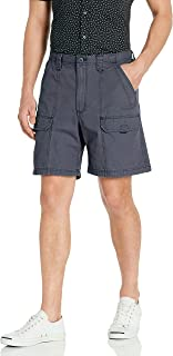 Authentics Men's Canvas Utility Hiker Short