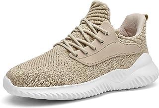 Sponsored Ad - Akk Womens Athletic Walking Shoes - Slip On Memory Foam Lightweight Work Casual Tennis Running Shoes Sneake...