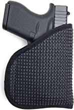 Active Pro Gear IWB Pocket Concealed Carry Gun Holster for Pistols Revolvers   Non-Slip Clipless Friction Held     Inside Cargo Pocket   Wallet Holsters   Ruger LCP 380, SIG P238   Made in USA