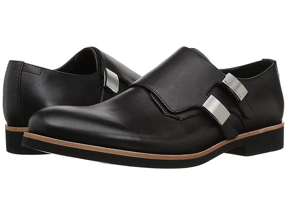 Calvin Klein Finnegan (Black Calf) Men
