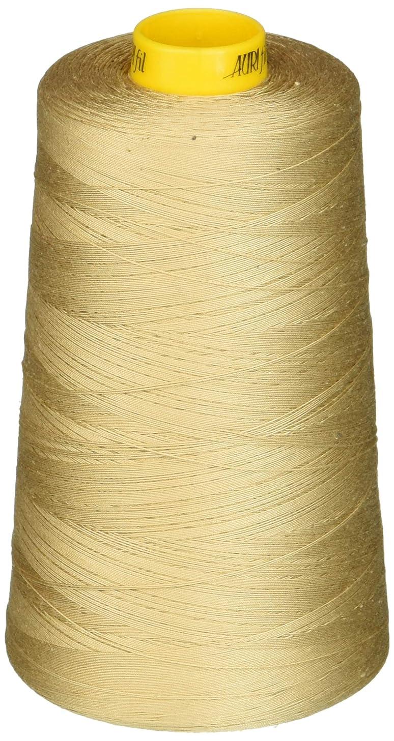 Aurifil MK403CO2326 40wt 3280 yd Mako Cotton 3-Ply Longarm Thread Sand