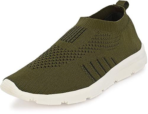 Bourge Mens Vega-8 Running Shoes