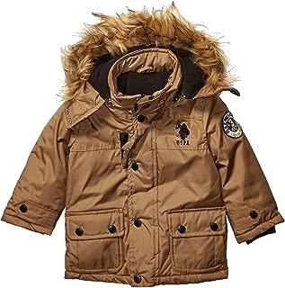 Baby Boys' Toddler Stadium Parka Outerwear Jacket