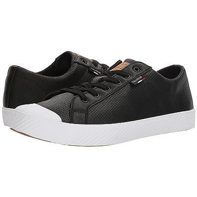 Palladium Pallaphoenix OG LTH (Black) Athletic Shoes