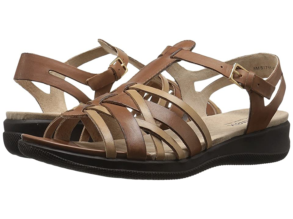 SoftWalk Taft (Natural/Tan) Women