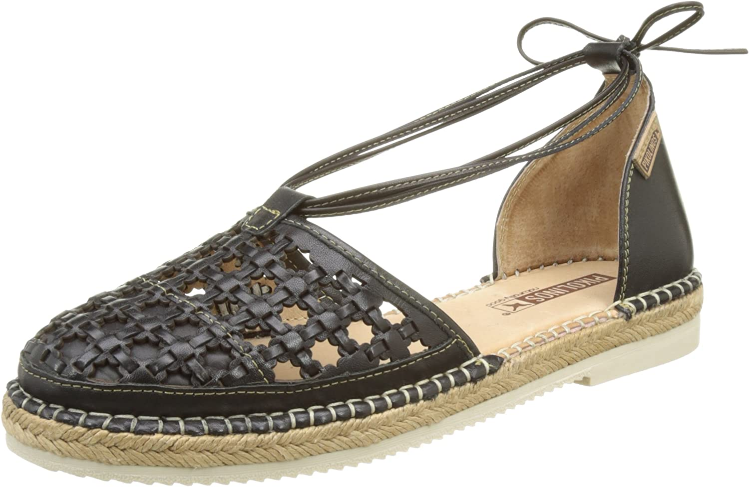 Pikolinos Womens W3K-3631 Closed Toe Casual Ankle Strap Sandals