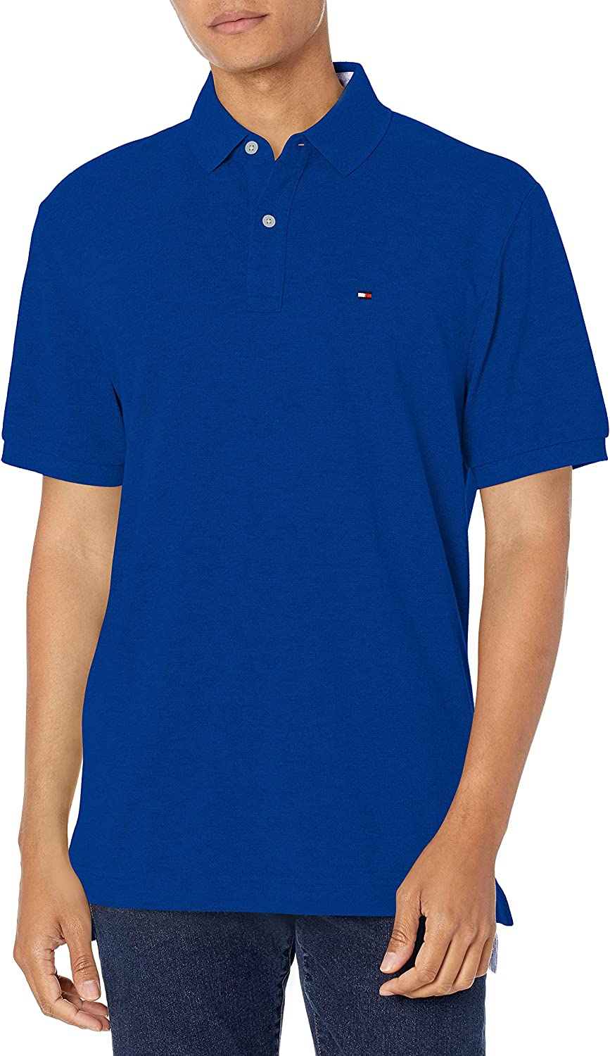 Ranking TOP4 Tommy Hilfiger Men's Short Sleeve Popular product Fit Polo in Shirt Classic