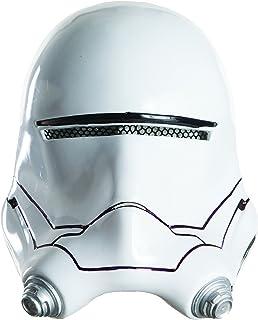 Star Wars The Force Awakens Adult Flametrooper Half Helmet