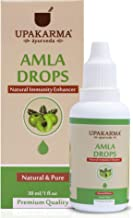 UPAKARMA Ayurveda Amla Drops an Ayurvedic Herb Drops to Boost Immunity and Strength- 30ml