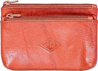Laveri Unisex Pouch - Leather, Light Brown