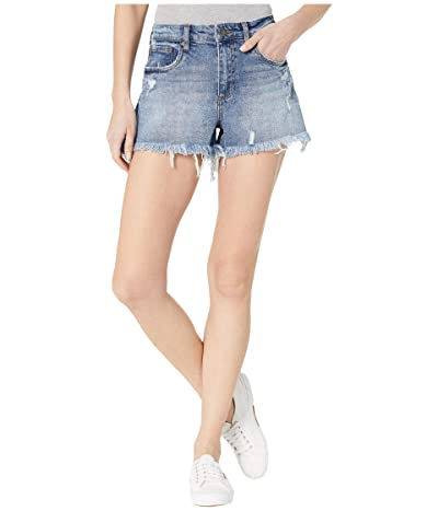 KUT from the Kloth Jane High-Rise Basic Hot Shorts (Instruction) Women