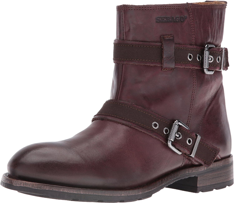 Sebago Woherren Woherren Laney Mid Stiefel, Burgundy Leather, 5 M US  Sparen Sie bis zu 70% Rabatt