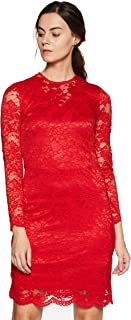 VERO MODA Women's Body Con Mini Dress