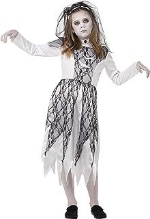 Costume da Donna Donne Halloween Carnevale Scheletro Ossa ossa spettro S w-0215