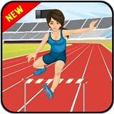 Sprint Athletics Champion - Olympics Race