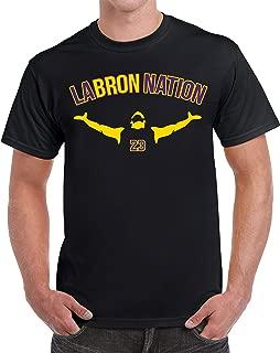 tees geek LABRON Basketball Men's T-Shirt
