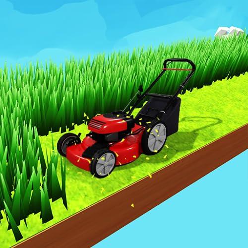 Grass Cutter! - Road Mower Game
