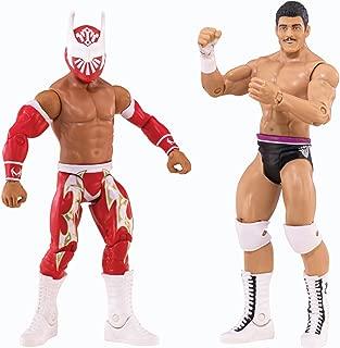 WWE Battle Pack Sin Cara vs. Cody Rhodes Action Figure, 2-Pack