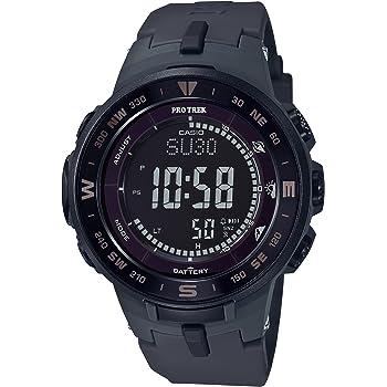 [カシオ] 腕時計 プロトレック ソーラー PRG-330-1AJF メンズ ブラック