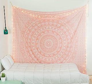 Popular Handicrafts Kp856 Tapesties Hippie Mandala Tapestry Hippie Mandala wall hanging Tapestries Wall Tapestries Mandala tapestries Tapestry Wall Hanging Ombre Mandala Tapestries Boho Tapestries