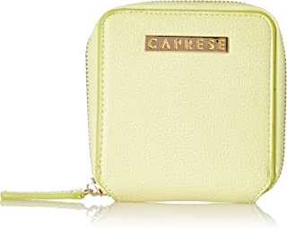 Caprese Ariel Women's Wallet (Yellow)